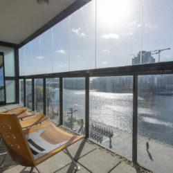 Hanover Dock Apartment Shortlet